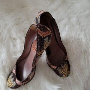 Used Missoni heels